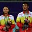 China wins bronze at Asiad tennis mixed doubles