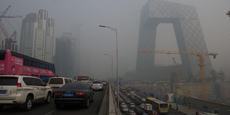 China sees high number of smoggy days in recent years. What's your opinion about this?