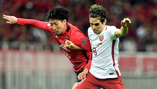 Urawa Red Diamonds beats Shanghai SIPG 1-0 in AFC Champions
