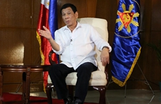 Interview: Xi's visit expected to boost China-Philippines relations: Duterte