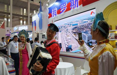 2020 Maritime Silk Road Culture and Tourism Expo held in E China