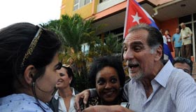 Cuban public welcomes move to restore ties with U.S.