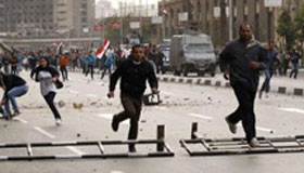 17 killed in protests on Egypt uprising anniversary
