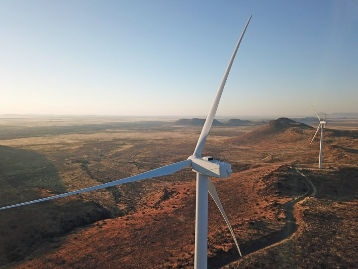 China Energy holds open day event on wind power project in South Africa